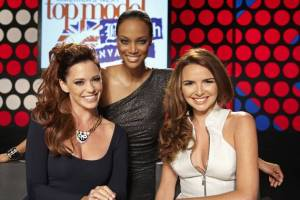 America's Next Top Model 2012 Cycle 18 Episode 6 Jessica Sutta and Nadine Coyle