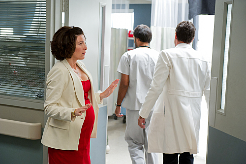 "Nurse Jackie Season 4 Episode 5 ""One-Armed Jacks"" (2)"
