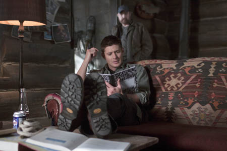 Supernatural (CW) There Will Be Blood