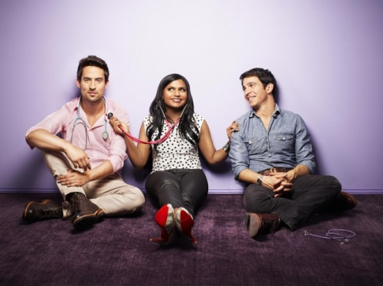 The Mindy Project (FOX) Cast