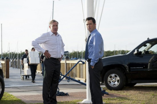 Burn Notice (USA) Mixed Messages