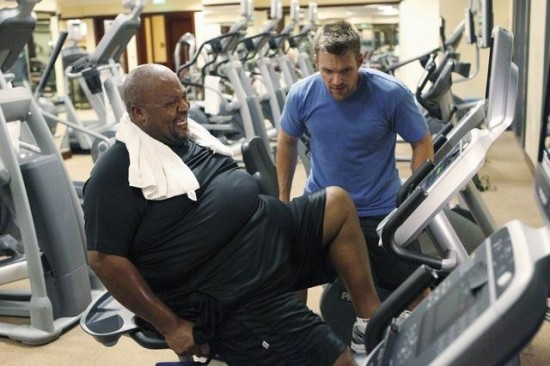 """Extreme Makeover: Weight Loss Edition Season 2 Premiere 2012 """"Tony"""""""