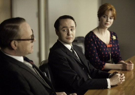 Mad Men Commissions and Fees Season 5 Episode 12 (2)