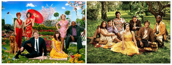 Weeds cast, Pushing Daisies cast