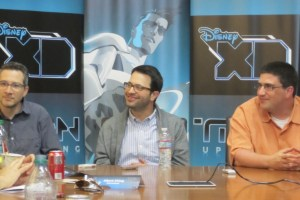 tron uprising producers press day