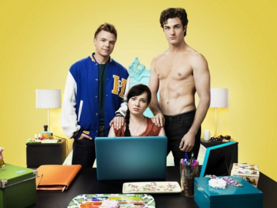 "Awkward (MTV) ""Are You There God? It's Me, Jenna"" Season 2 Episode 4"