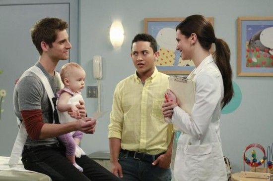 Baby Daddy (ABC Family) The Nurse and the Curse Episode 3