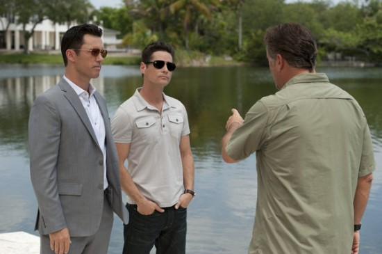 Burn Notice Shock Wave Season 6 Episode 6