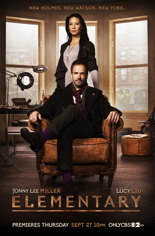 Elementary CBS Poster