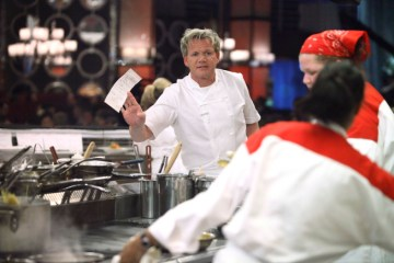 Hell's Kitchen 11 Chefs Compete