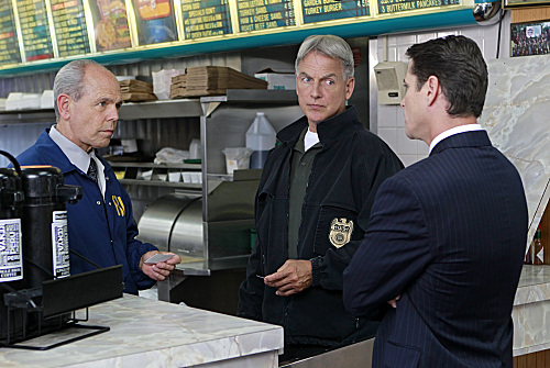 Fornell and Gibbs - NCIS