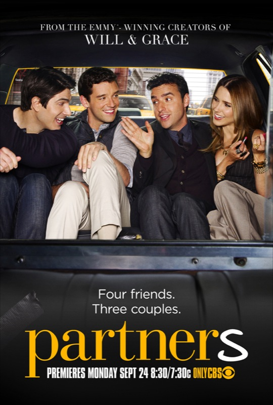 Partners CBS Poster