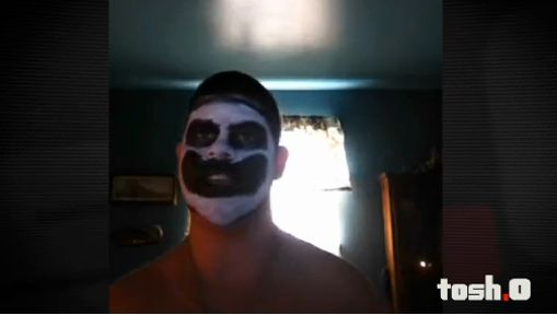 TOSH 0 Web Redemption Juggalo Kid