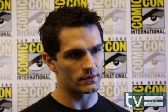 being human int comic-con 2012 07 Sam Witwer