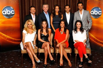 dancing with the stars all star cast 2012