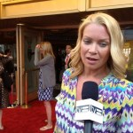 the walking dead interviews comic-con 2012 13 Laurie Holden