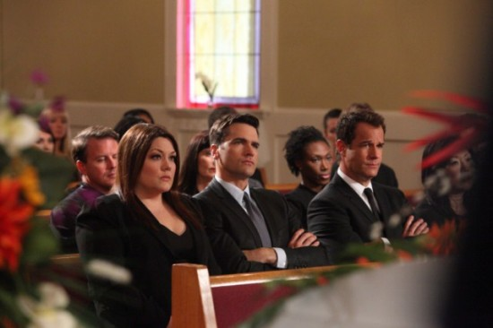 Drop dead diva ashes to ashes review tv equals for Drop dead diva season 1 episode 4