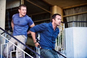 Philip Winchester, Sullivan Stapleton. Photog- David Bloomer, Cinemax