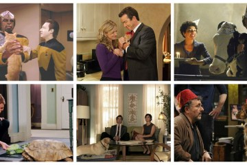 Star Trek: The Next Generation, The Closer, Fringe, Rizzoli & Isles, White Collar, Warehouse 13