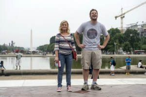 Parks and Recreation Season 5 Premiere Ms. Knope Goes To Washington'