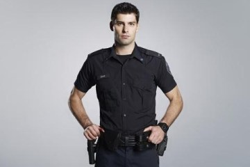 Rookie Blue's Travis Milne