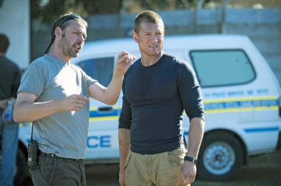 Strike Back ep8 day14 Michael Bassett