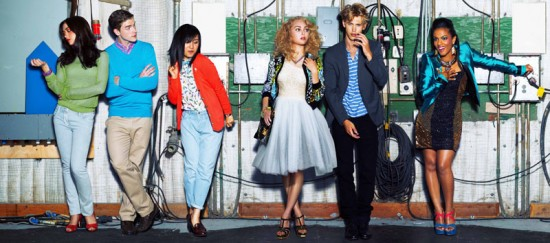 The Carrie Diaries - CW