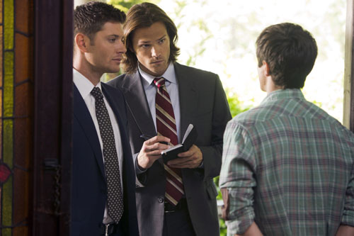 Supernatural Season 8 Episode 4 Bitten