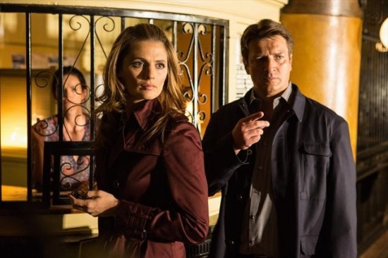 Castle Season 5: The Holidays