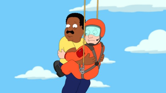 The Cleveland Show Season 4 Episode 3 A General Thanksgiving Episode