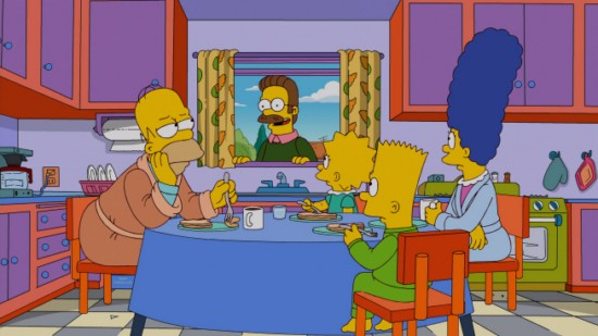 The Simpsons Season 24 Episode 6 A Tree Grows in Springfield