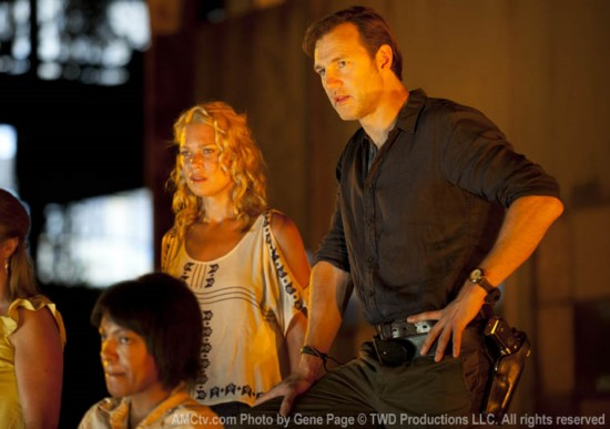 The Walking Dead Season 3 Episode 5 Say the Word