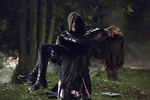 Arrow Episode 8 Vendetta (6)