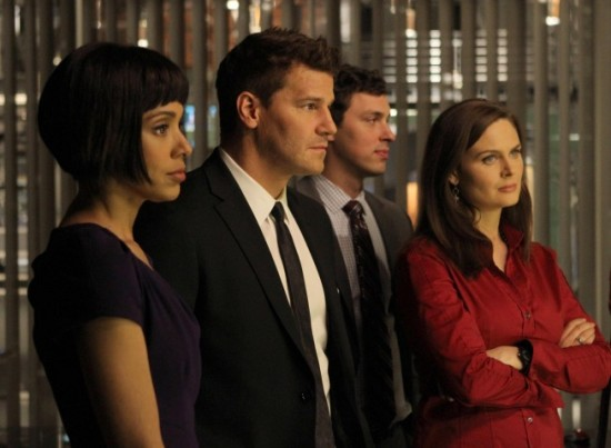 Bones Season 8 Episode 9 The Ghost in the Machine