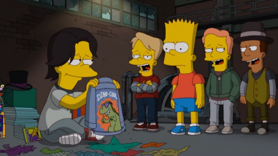 The Simpsons Season 24 Episode 7 The Day The Earth Stood Cool