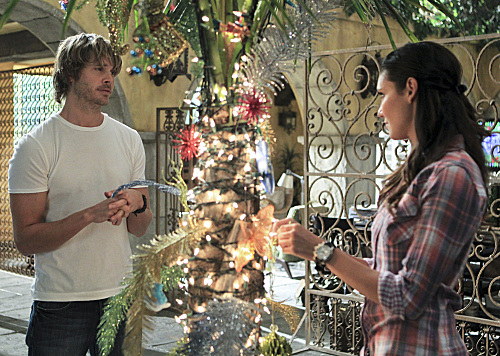 NCIS: Los Angeles Christmas Episode 2012 Free Ride (6)