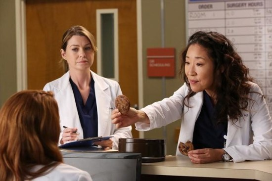 Grey's Anatomy Season 9 Episode 11 The End is the Beginning is the End (8)