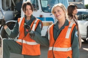Parks and Recreation Season 5 Episode 11 Women In Garbage (2)