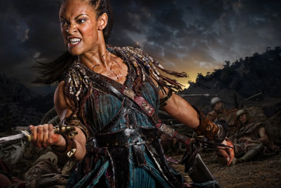 spartacus war of the damned season 1 cast
