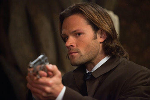 Supernatural Season 8 Episode 11 Larp and the Real Girl (2)