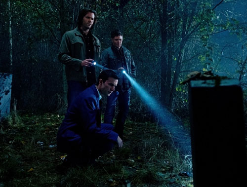 Supernatural Season 8 Episode 12 As Time Goes By (2)
