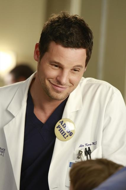 Grey's Anatomy Season 9 Episode 16 This Is Why We Fight (11)