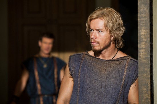 Spartacus War Of The Damned Episode 2 (Season 3 Episode 2) Wolves at the Gate (2)