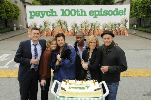 Psych 100th episode