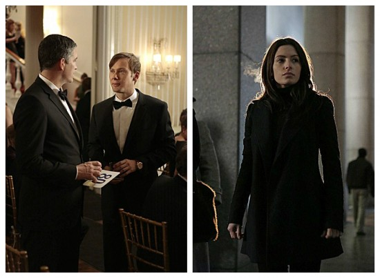 Reese, Pierce and Shaw - Person of Interest