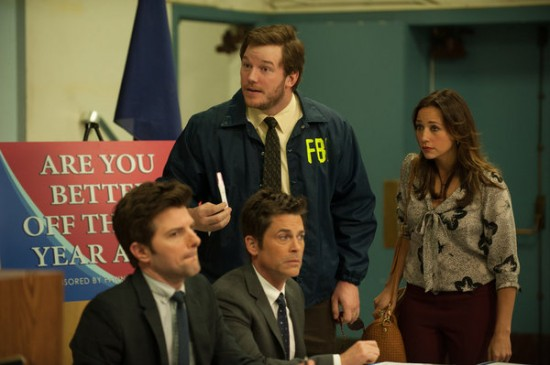 Parks and Recreation season 5 episode 22 Are You Better Off? (2)