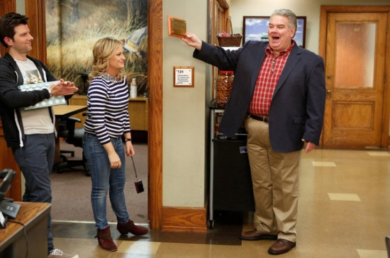 Parks and Recreation Season 5 Episode 18 & 19 Article Two; Jerry's Retirement (8)