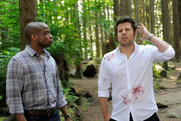 Psych Season 7 Episode 8 Right Turn or Left for Dead (2)