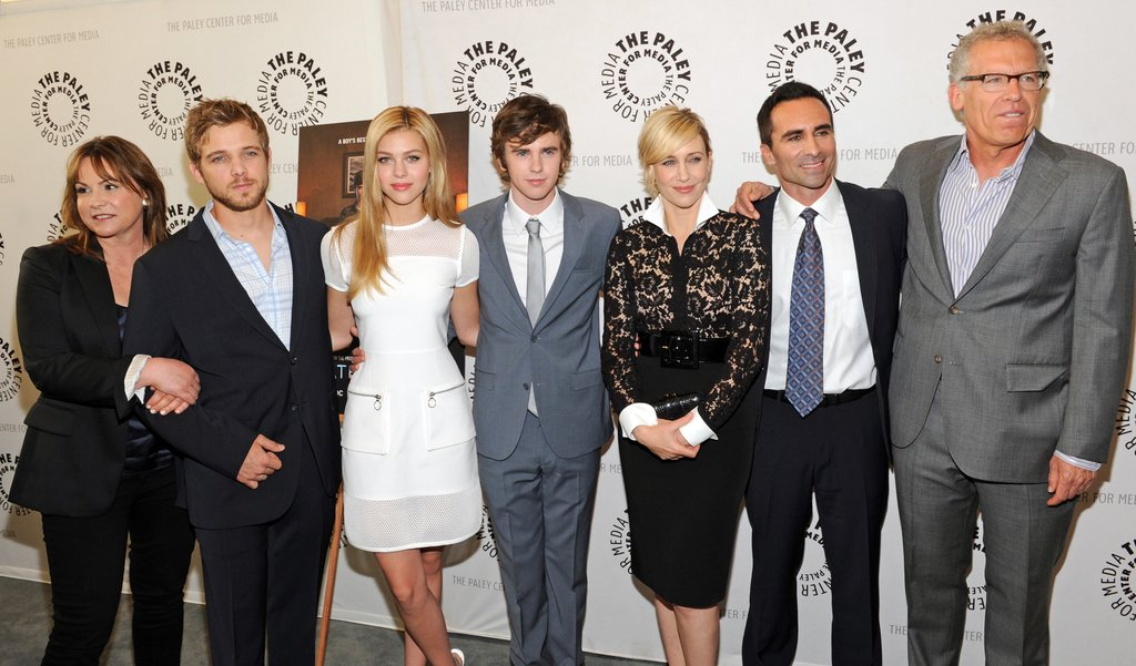 Image result for bates motel season 1 cast