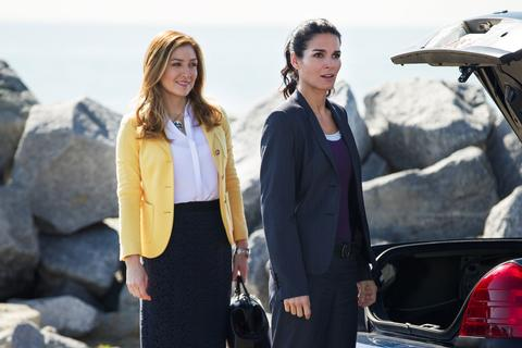 Rizzoli & Isles Season 4 Episode 2 In Over Your Head (2)